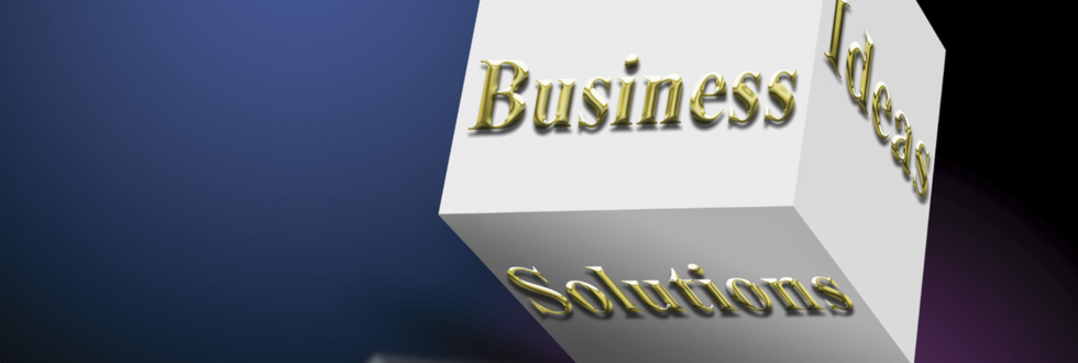Business cube